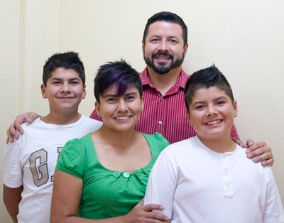 Sanchez Family